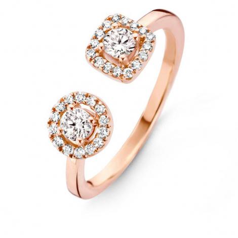 Bague diamants One More 0.34 ct  - Salina 55761-A