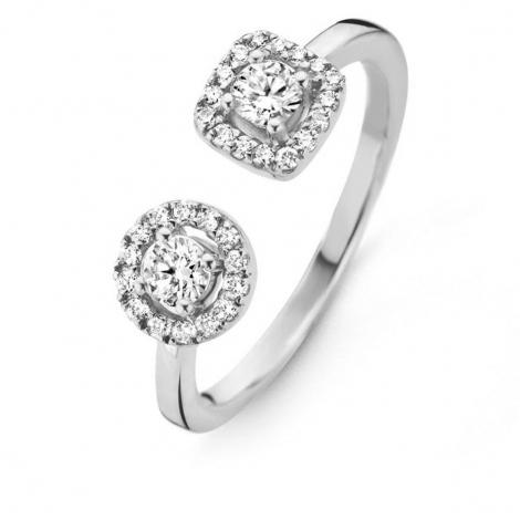 Bague diamants One More 0.34 ct  - Salina 55776-A