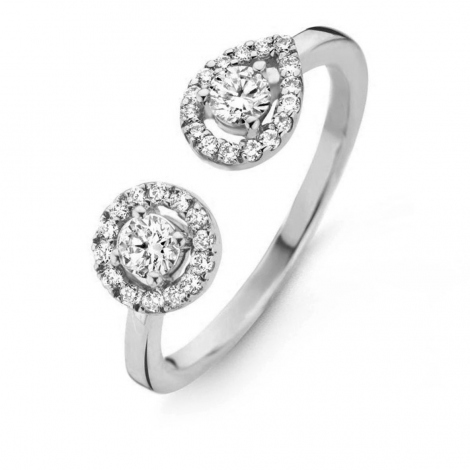 Bague diamants One More 0.34 ct  - Salina 55778-A