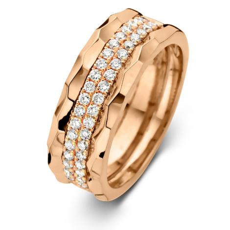Bague Diamants One More 0.41 ct  - Ischia 060277A