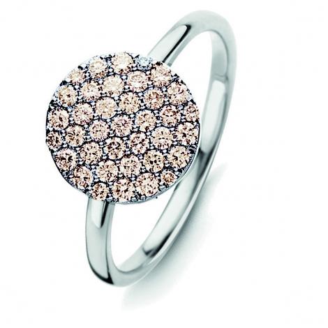 Bague diamants One More 0.45 ct  - Eolo 91Z710A3