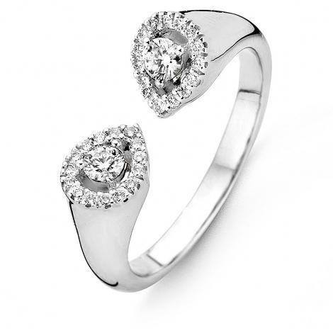 Bague diamants One More  0.47 ct  - Salina 059487A
