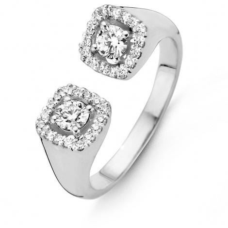 Bague diamants One More  0.51 ct  - Salina 059415A