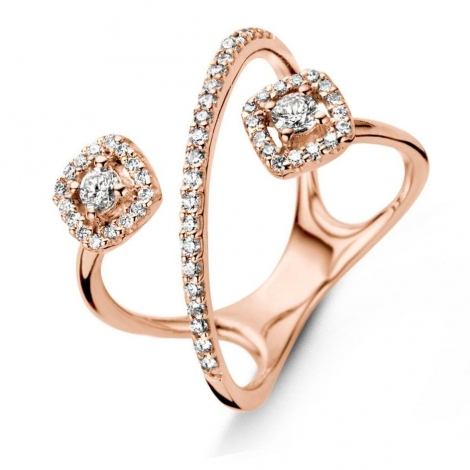 Bague Diamants One More 0.52 ct  - Salina 056601