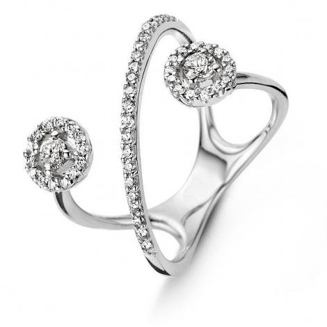 Bague diamants One More 0.53 ct  - Salina 056444