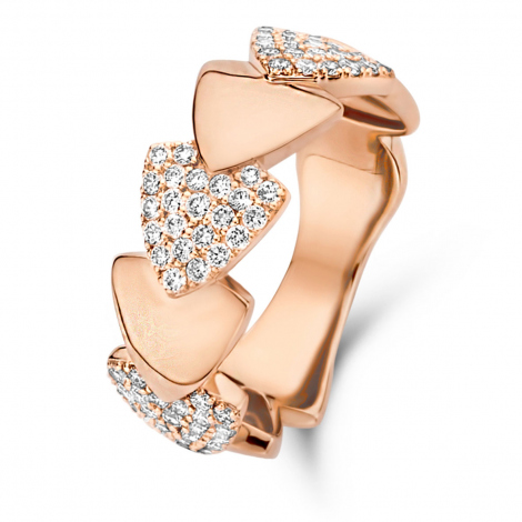 Bague Diamants One More 0.57 ct  - Eolo 063890A