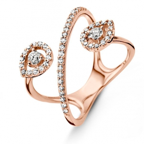 Bague Diamants One More Salina 0.55 ct  - Salina 056600