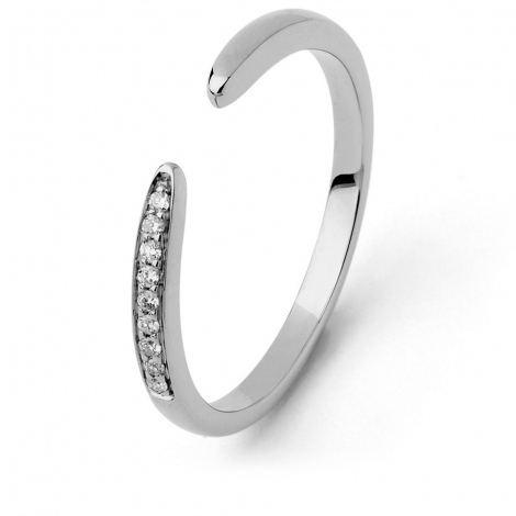 Bague diamants Sweet Paris 0.05 ct Alexia- R9916