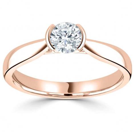 Bague mariage femme 0.25 ct Margaux - R1-2063
