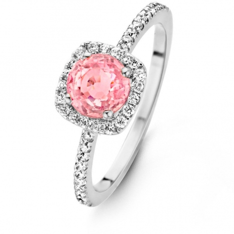 Bague One More Saphir Rose 0.26 ct  - Salina 053930XA