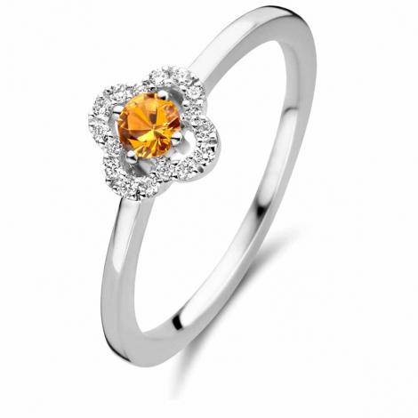Bague saphir Orange - One More 0.08 ct  - Salina 062249KA
