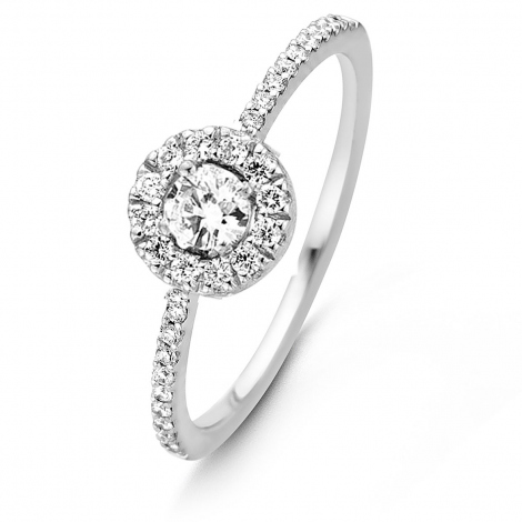Bague solitaire One More 0.50 ct  - Salina 91U951A