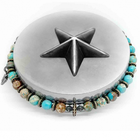 Bootleggers Wild Turquoise Sonora Imperial Turquoise Sonora- Shanna - LSOF IT