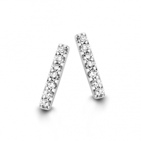Boucle d'oreille One More  0.07 ct - Ischia 056647A