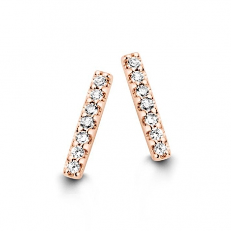 Boucle d'oreille One More  0.07 ct - Ischia 056717A