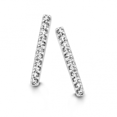 Boucle d'oreille One More  0.09 ct - Ischia 056415A