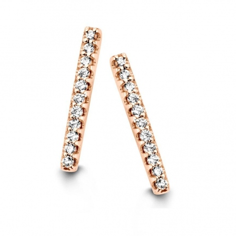 Boucle d'oreille One More  0.09 ct - Ischia 056611A