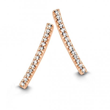 Boucle d'oreille One More  0.11 ct - Ischia 056609A