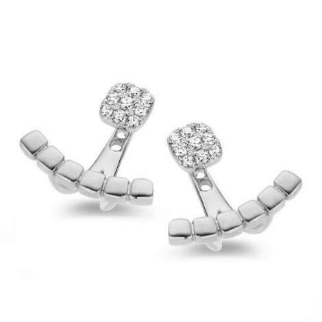 Boucle d'oreille One More  0.12 ct - Ischia 057558A