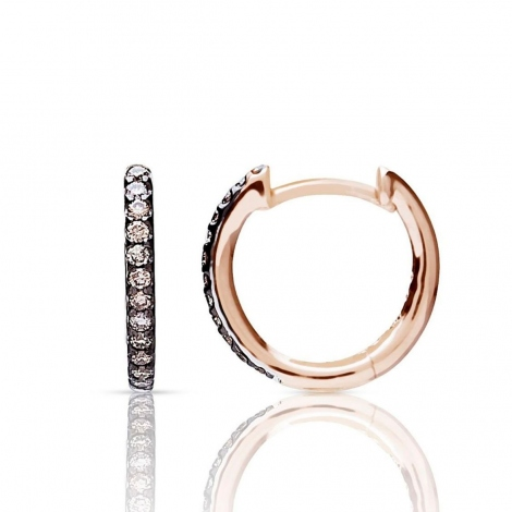 Boucle d'oreille One More  0.12 ct - Ischia 93F209A3