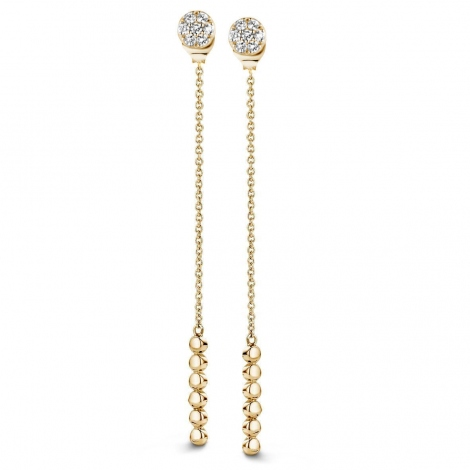 Boucle d'oreille One More  0.14 ct - Ischia 058480A