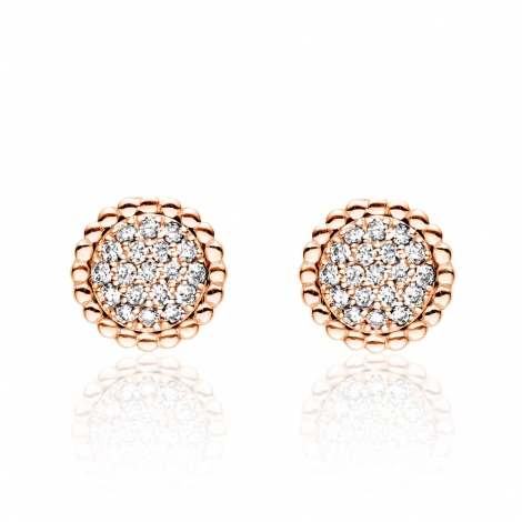 Boucle d'oreille One More  0.23 ct - Cimini 051787A