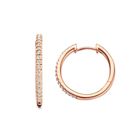 Boucle d'oreille One More  0.32 ct - Ischia 053362A