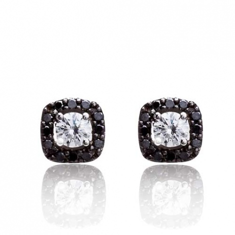Boucle d'oreille One More  0.33 ct - Salina 047270A2