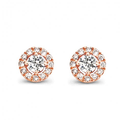 Boucle d'oreille One More  0.33 ct - Salina 051381A
