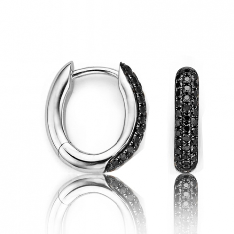 Boucle d'oreille One More  0.34 ct - Ischia 051607A2