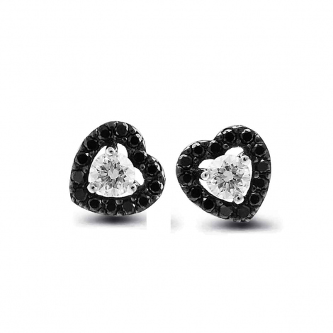 Boucle d'oreille One More  0.35 ct - Salina 048357A2