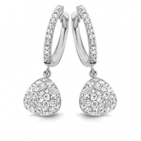 Boucle d'oreille One More  0.71 ct - Vulsini 053631A