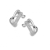 Boucles d'oreilles argent Naiomy Silver - Femme - Clara - N9T03