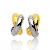 Boucles d'oreilles chic 2 Ors 2.5 g Katerina - 652078