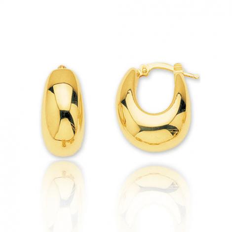Boucles d'oreilles chic Or Jaune 2.1 g Kiera - 5525