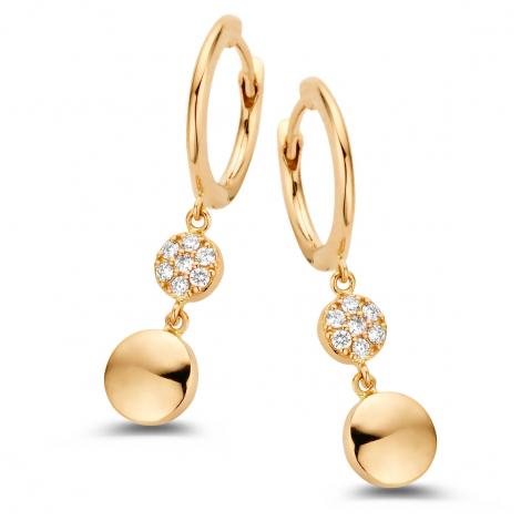 Boucles d'oreilles diamants One More - Eolo 060782A