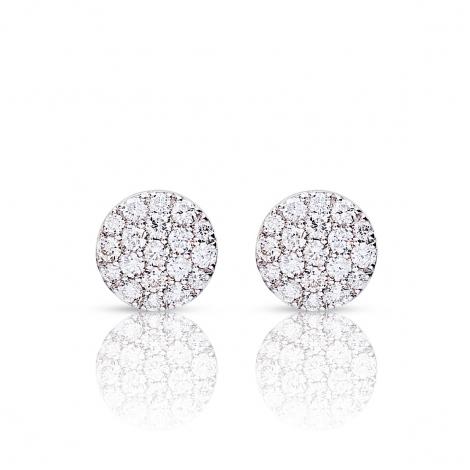 Boucles d'oreilles diamants One More - Eolo 93FK08A