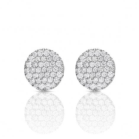Boucles d'oreilles diamants One More - Eolo 93FK10A