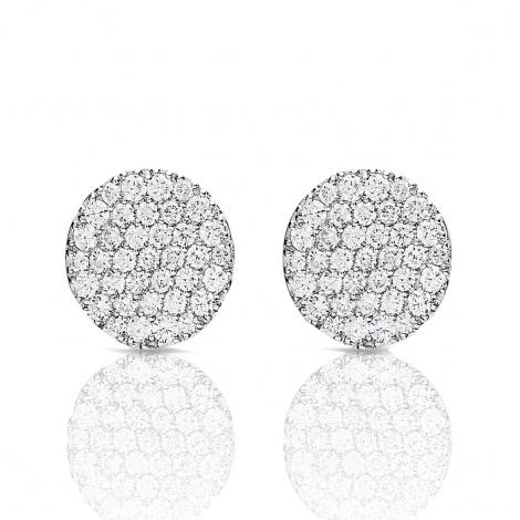 Boucles d'oreilles diamants One More - Eolo 93FK12A