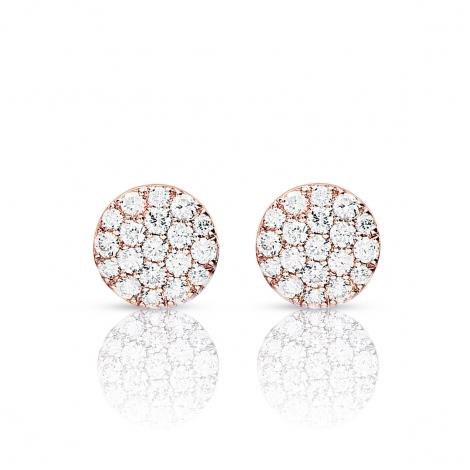 Boucles d'oreilles diamants One More - Eolo 93G208A
