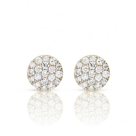 Boucles d'oreilles diamants One More - Eolo 93G808A