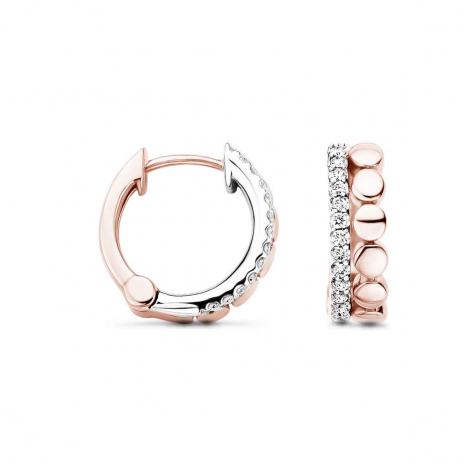 Boucles d'oreilles diamants One More - Ischia 051953A