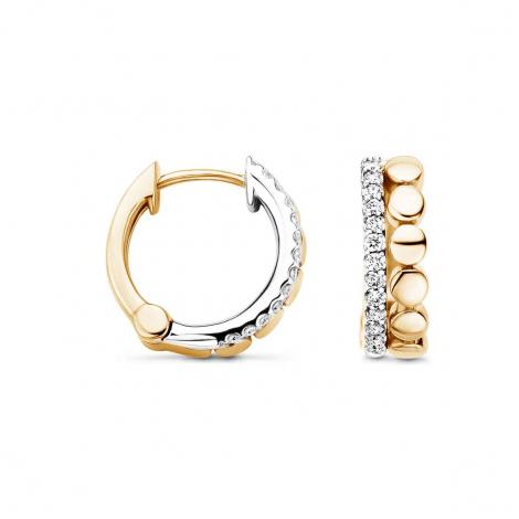 Boucles d'oreilles diamants One More - Ischia 052168A
