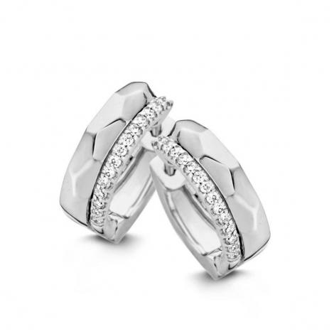 Boucles d'oreilles diamants One More - Ischia 055167A