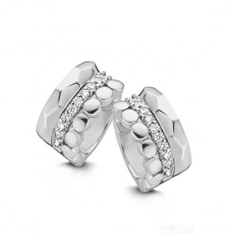 Boucles d'oreilles diamants One More - Ischia 055168A