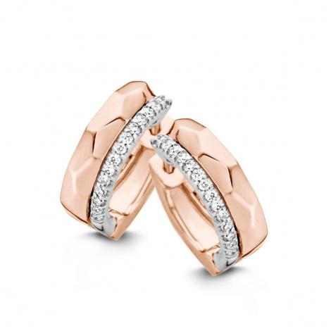 Boucles d'oreilles diamants One More - Ischia 055172A