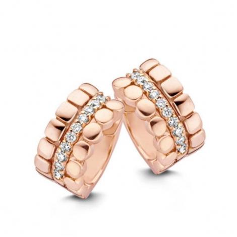 Boucles d'oreilles diamants One More - Ischia 055236A