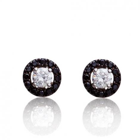 Boucles d'oreilles diamants One More - Salina 047607A2