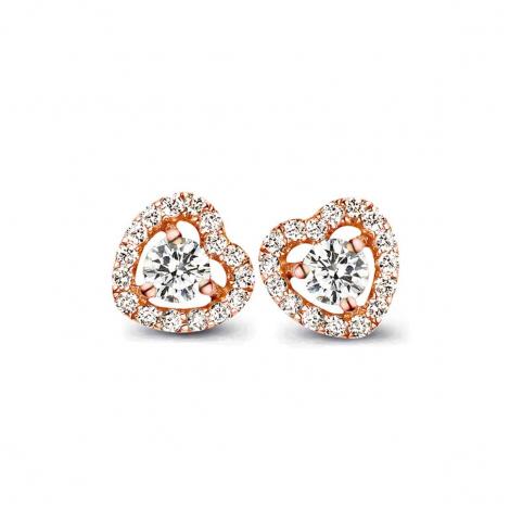 Boucles d'oreilles diamants One More - Salina 051385A