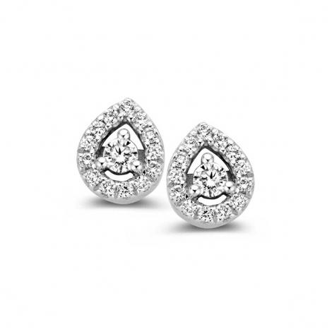 Boucles d'oreilles diamants One More - Salina 060111A